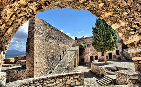 Palamidi-AgiosAndreas